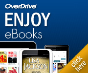 Enjoy OverDrive eBooks