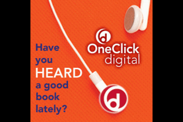 OneClick Digital Audiobooks Logo